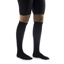 09abb3ce3 Covidien TED Black Knee Length Anti-Embolism Stockings for Continuing Care